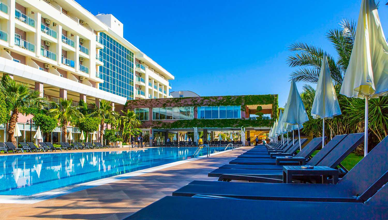 60ebee28aee Vaata galeriid (20) - Primasol Telatiye Resort Hotel, Antalya - Türgi