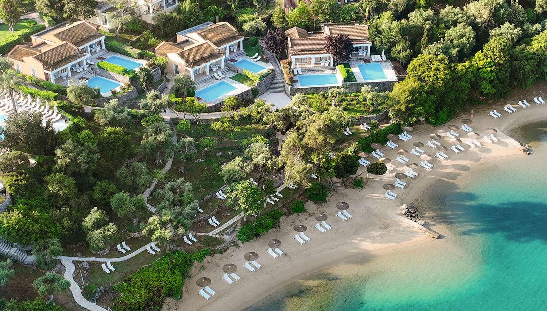 Grecotel Eva Palace Gouvia Joonia Saared Korfu Kreeka Hotellikirjeldus Reisib 252 Roo