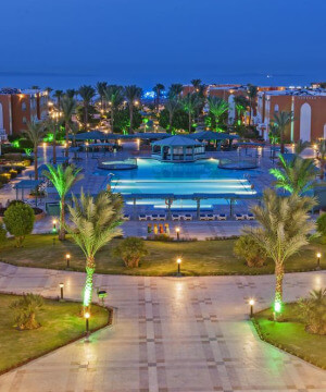 Sunrise Select Garden Beach Resort & Spa 5* Hurghada