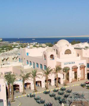 Le Pacha Resort  4*, Hurghada