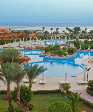 Amwaj Oyoun Hotel & Resort 5* Sharm El Sheikh