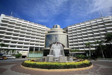 Hotelli hoone