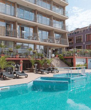 Tia Maria Hotel 3* (h/s)