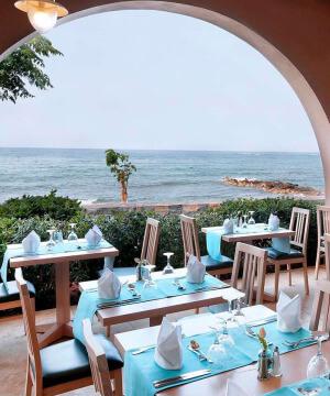 ZH Blue Sea Beach 5*, hommiku-ja õhtusöökidega