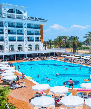 Palm World Resort & Spa Side 4*, kõik hinnas