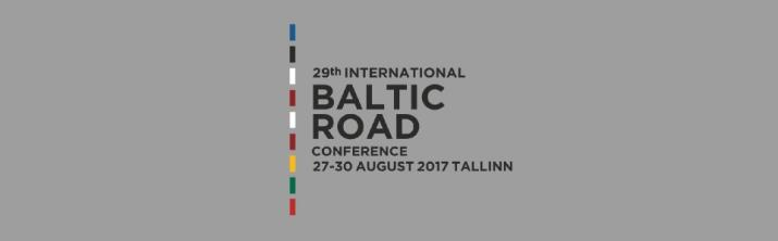 Baltic Road Conference Exhibition 2017