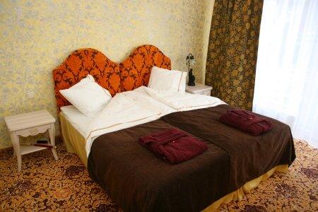 Saaremaa, Kuressaare, Grand Rose Spa, kahene tuba