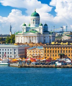 Viking Line'i laevapiletite eripakkumised Helsingisse