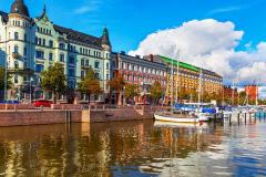 Päevareis Helsingisse