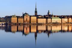 Stockholmi erikruiis- Söö ja treeni