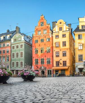 Rootsi, Stockholmi ja Soome, Helsingi laevakruiis