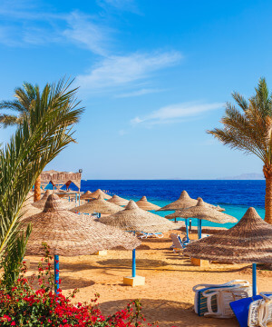 Egiptus - Hurghada, Sharm el Sheikh
