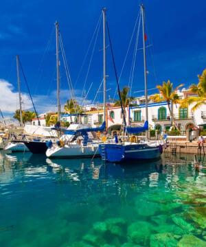 Hispaania, Gran Canaria - kuum päike ja kirgas Atlandi ookean