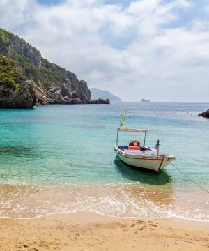 Joonia saared: Korfu385€