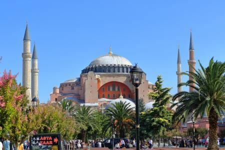 Hagia Sophia Istanbulis