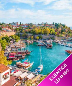 Türgi - Vahemere kuurortid