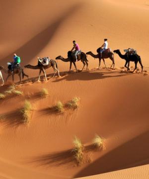 Tuneesia - värav idamaade eksootikasse