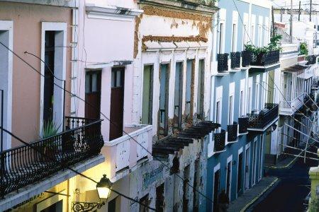 Puerto Rico, San Juan, vanalinn