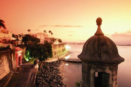 Puerto Rico, San Juan, La Puerta de San Juan
