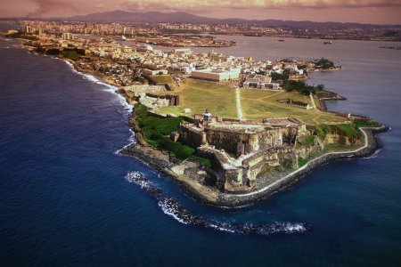 Puerto Rico, San Juan, El Morro