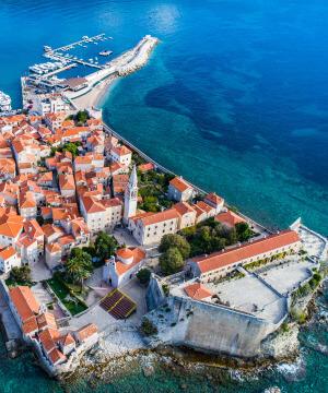 Montenegro ja Horvaatia