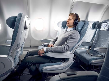 finnair economy comfort longhaul cabin