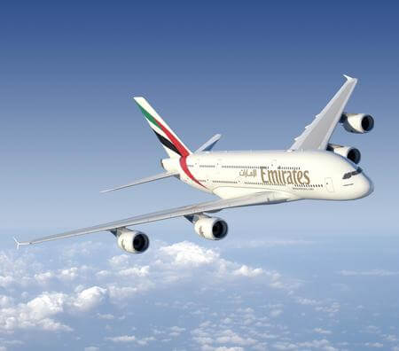 emirates airbus a380 airborne graphics
