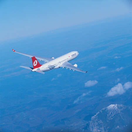 turkish airlines airbus a330 tc jna 13